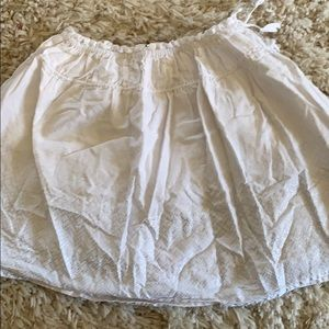 Crewcuts skirt girls size 8